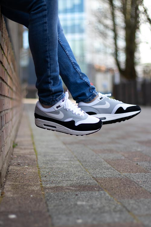 Complete Air Max 1 Review Wolf Grey, Black, White (with Pics) Fashbox