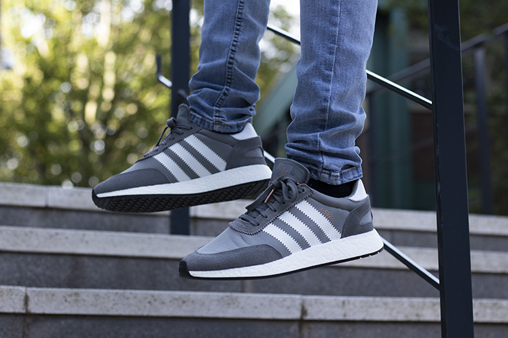 The Complete On Foot Adidas Iniki